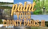 Paint Your County Parks art contest and reception