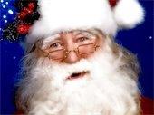Santa visits the Youth Activity Park on Saturday, Dec. 5.