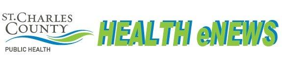Headline Banner for Health eNews enewsletter