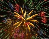 Fireworks are not allowed in St. Charles County Parks!
