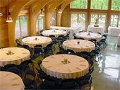 Quail Ridge Lodge is a popular place for couples to tie the knot.