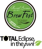 Brew Fest and Total Eclipse Logos