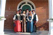 Enjoy festive music at the County Heritage Museum on Sunday, Dec. 13.