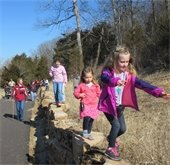 Enroll your child in fun park nature programs on Tuesdays.