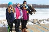Bald Eagle Winter Watch program is Jan. 27, 2016.