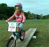 Take A Kid Mountain Biking Day is a fun free family program.