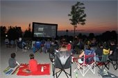 Movies in the Park are Sept. 17 and Oct. 15.