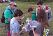 Fall Orienteering Meet is Sunday, Oct. 23 at Broemmelsiek Park.