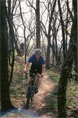 Ride St. Charles County Parks trails after hours.