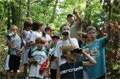 Summer camp registration is open.