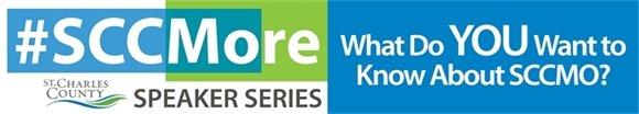 SCCMore Speaker Series Logo