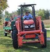 Join us for our Fall Harvest Festival on Oct. 7.
