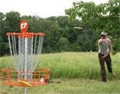 Win cash prizes and a Thanksgiving Turkey at the Disc Golf Blind Turkey Toss Tournament!