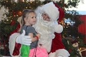 Santa Clause is coming to the Youth Activity Park on Saturday, Dec. 2!