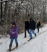 Make plans to visit St. Charles County Parks this winter and walk, hike, or ride the trails.