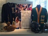 High School Sports Exhibit opens April 1 at Heritage Museum.