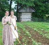 Explore Farming Ways of the Frontier at The Historic Daniel Boone Home on April 21.