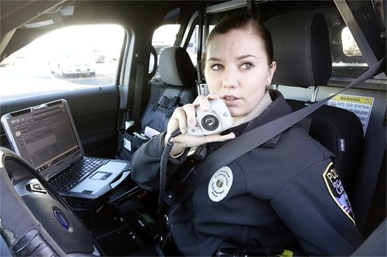 St. Charles County Police Department officer