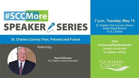 #SCCMore Speaker Series May 2018