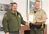 Congratulations to St. Charles County Park Ranger for receiving a Life Saver Award!