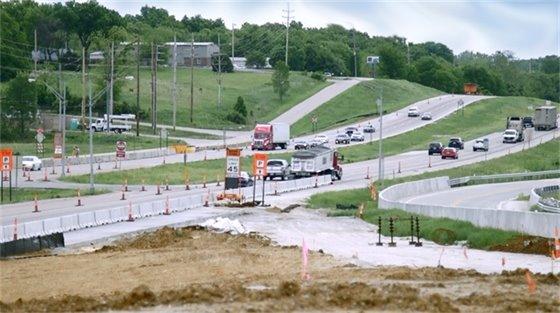 Route 61 Construction