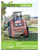 Learn about park events, programs, classes and activities in the new guide.