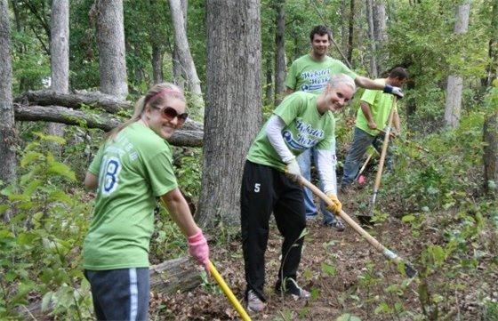 Parks Volunteers