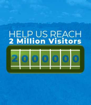 Join in the excitment of our 2019 Countdown to 2 Million Park Visitors Contest!