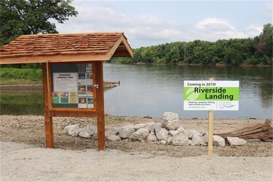 Riverside Landing in St. Charles is closing Feb. 1 for new development.