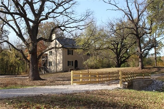 The Daniel Boone Hays House is opening soon!
