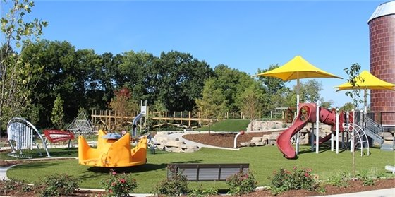 Veterans Tribute Park Playground
