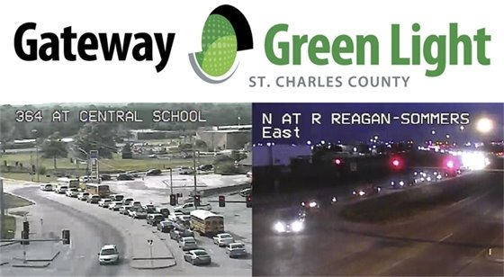 Gateway Green Light Camera Shots