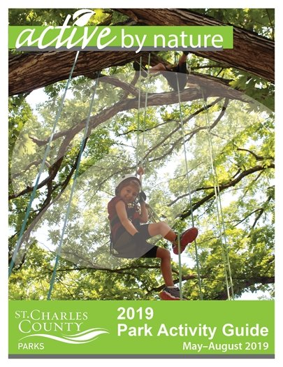 New May-Aug. 2019 Park Activity Guide is available!