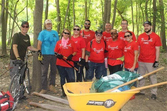 Volunteers are wanted to help with spring projects in St. Charles County Parks.
