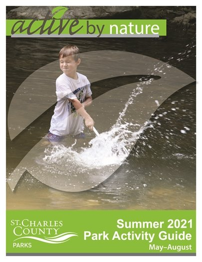 2021 Summer Park Activity Guide is available!