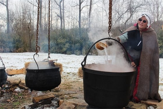 St. Charles County Parks is making maple syrup Saturday, March 13 at The Historic Daniel Boone Home.