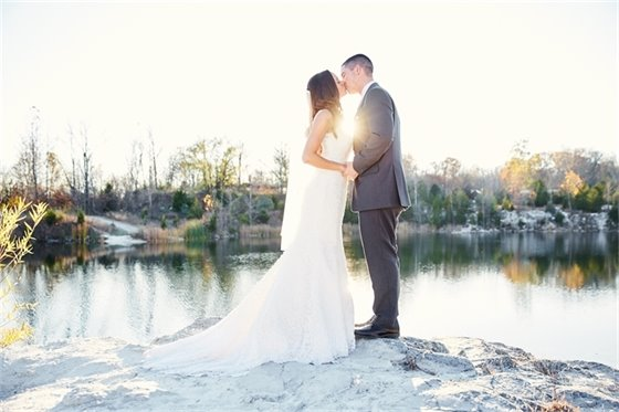 Get married in a scenic St. Charles County Park!
