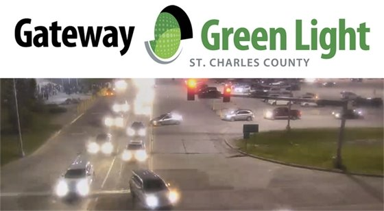 Gateway Green Light Traffic Camera at The Family Arena