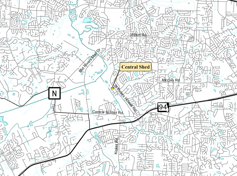 Maintenance Districts | St Charles County, MO - Official Website on i-40 road map, interstate 40 mile marker map, mo i 70 map, interstate 70 mile marker map, i-70 missouri traffic,