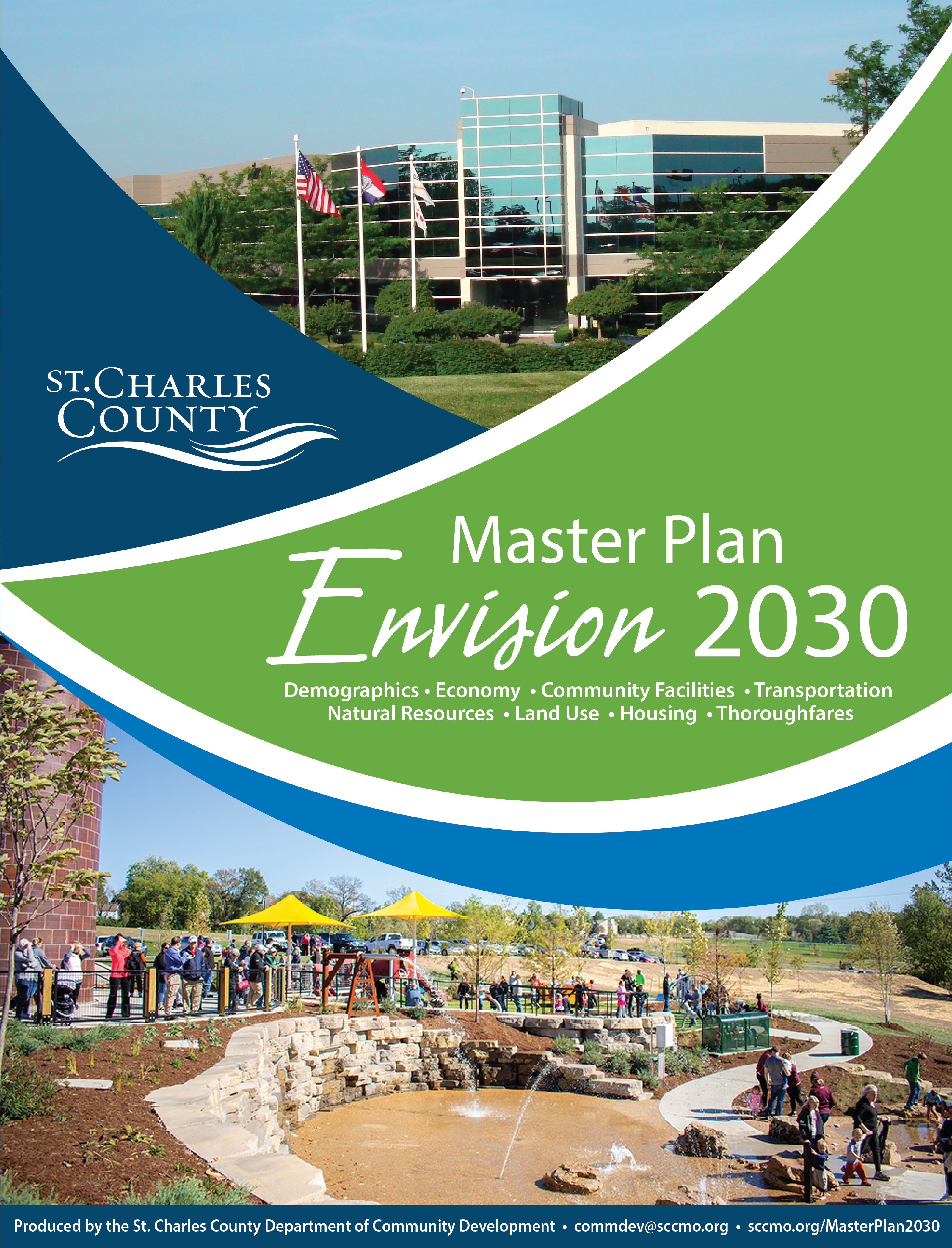 Master Plan 2030 Cover
