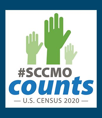 SCCMO Counts Census Logo