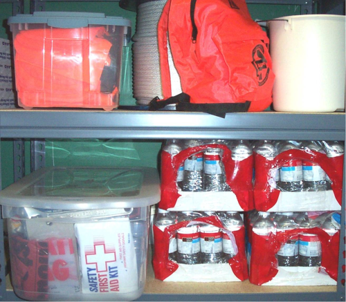 Family Disaster Supplies Kit