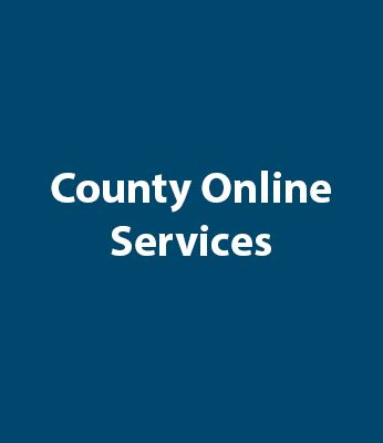 County Online Services Graphic