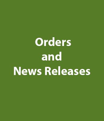 Orders And News Releases Graphic