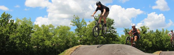 Youth Activity Park pump track