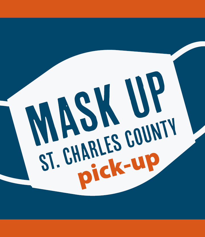Mask Up Pick-Up