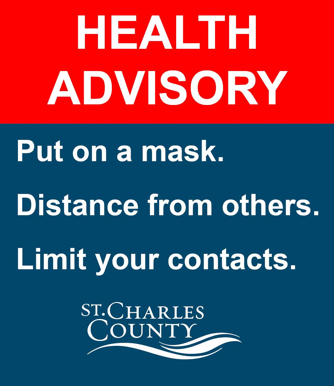 Health Advisory Carousel