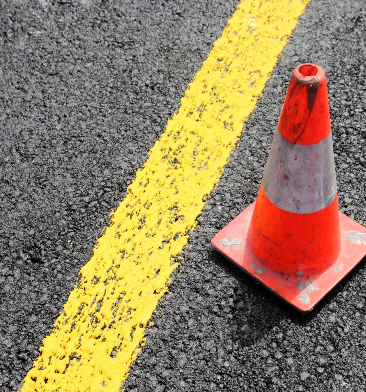 Road Construction Cone