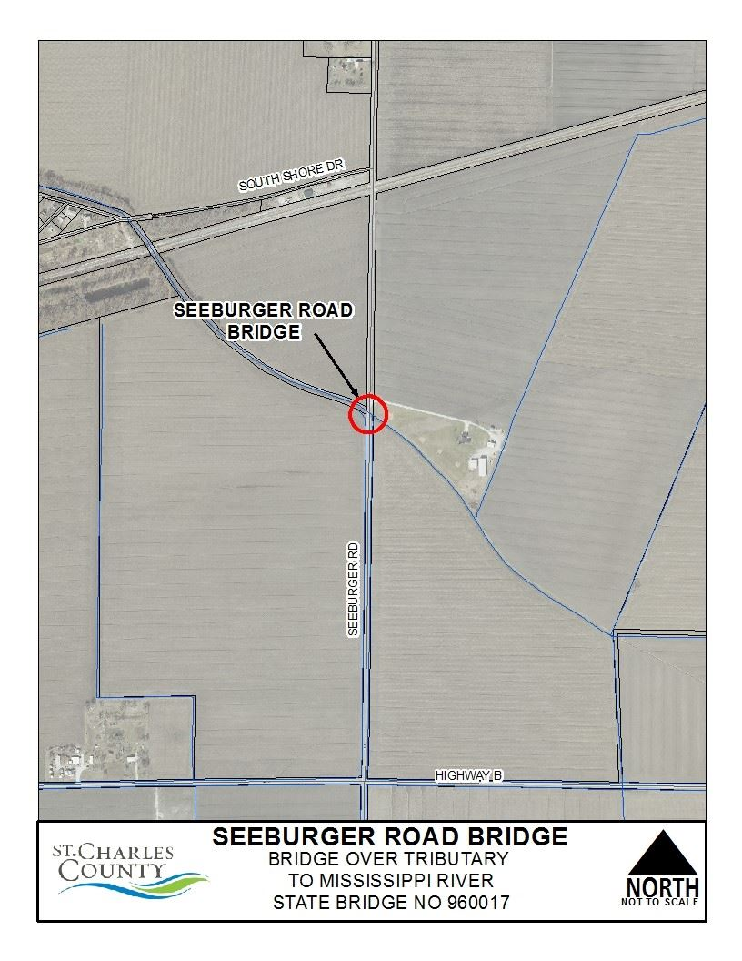 Seeburger Road bridge