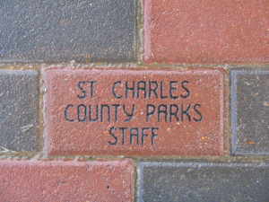 Commemorative Brick Example